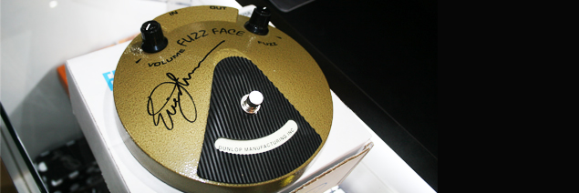 Signed Fuzz Face!