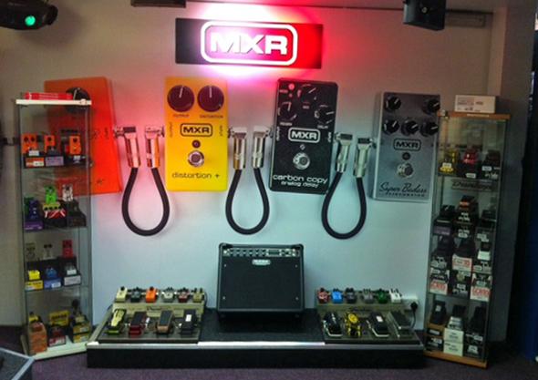 MXR Display