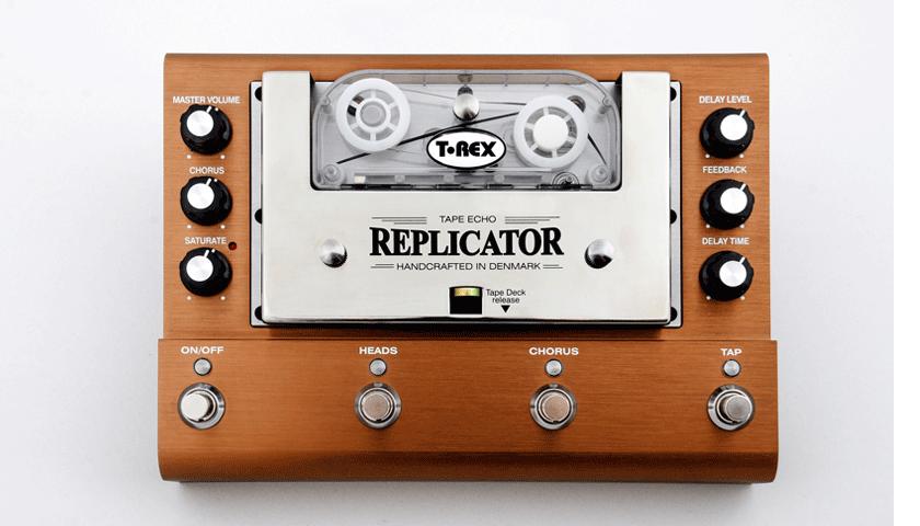 t rex replicator analogue tape echo westside distribution. Black Bedroom Furniture Sets. Home Design Ideas